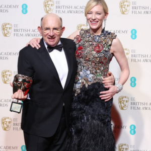 ANGELS HONOURED BY BAFTA