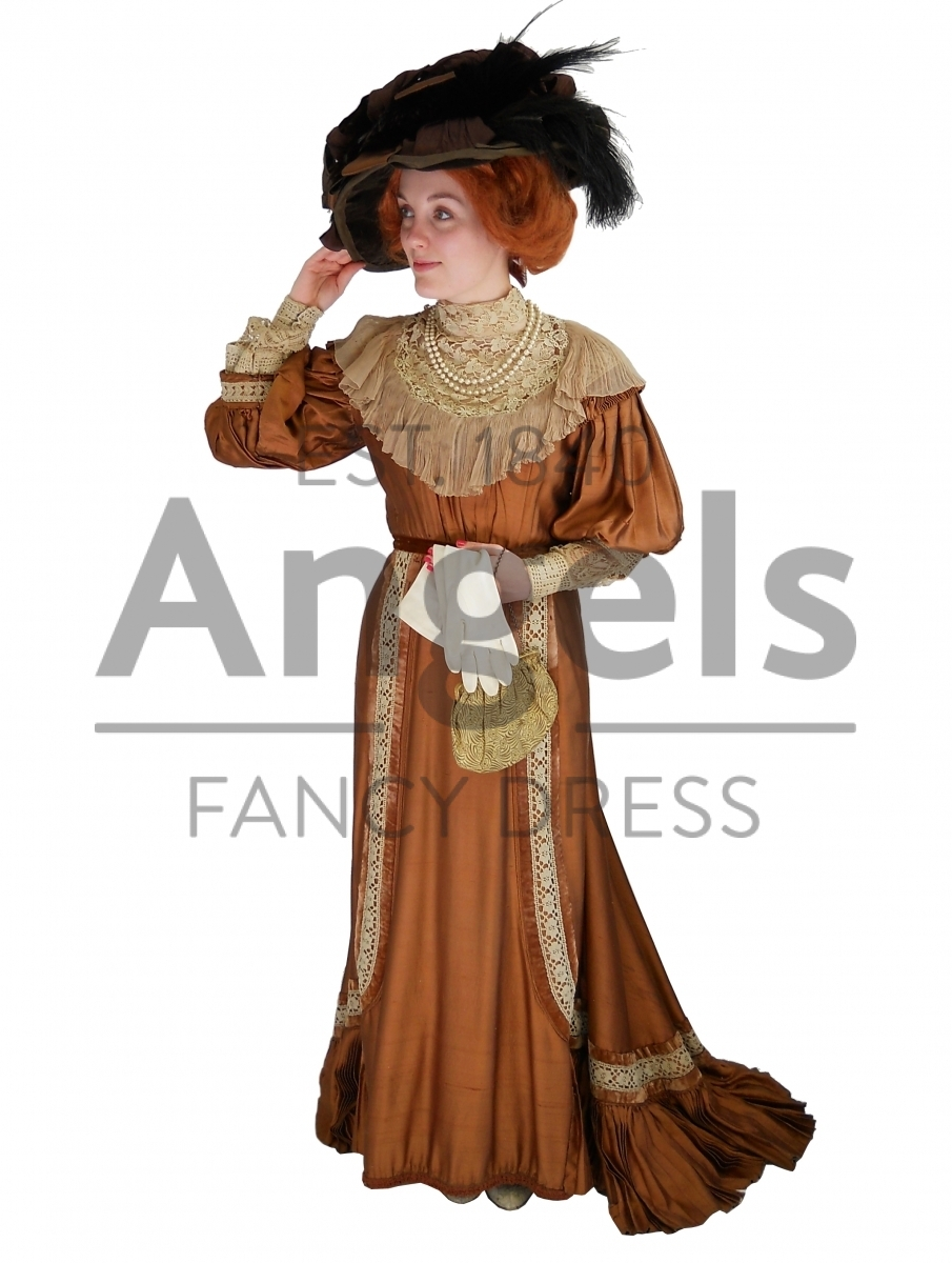 Angels Fancy Dress - Victorian & Edwardian Hire costumes